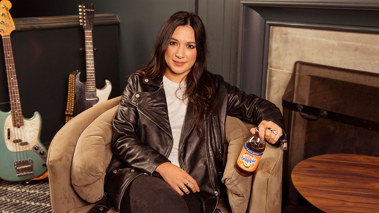 MAX-Partnerships-_-Michelle-Branch-_-Snapple