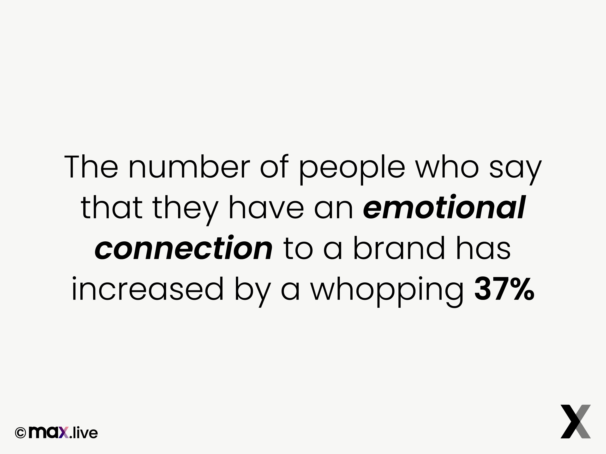 The Me-Conomy Pt 4 - Loyalty Stat - Emotional Connection
